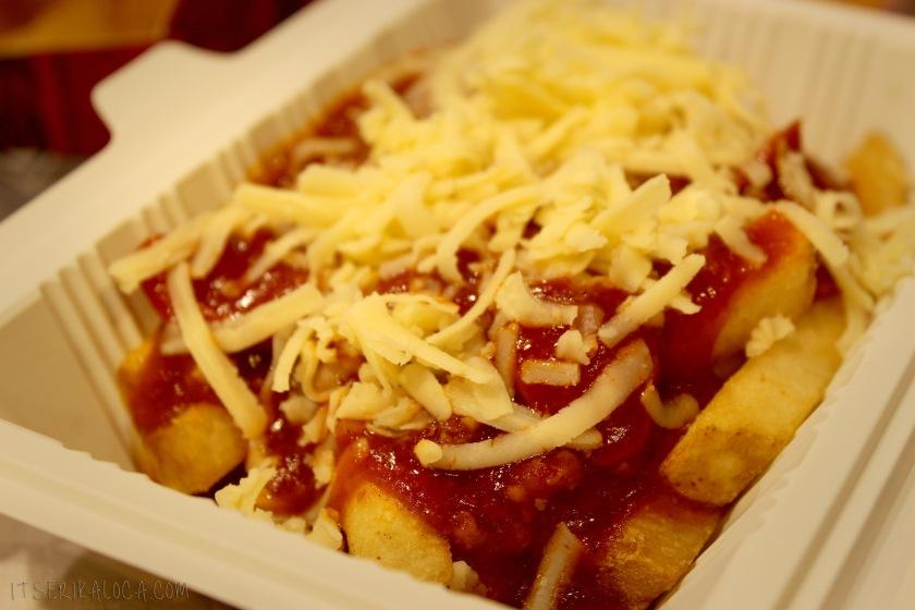spaghetti fries