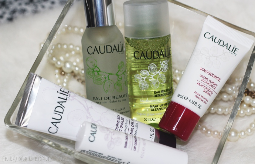 caudalie travel set