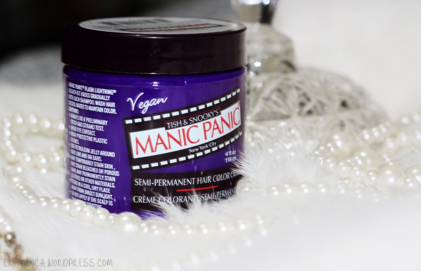 manic panic ultraviolet