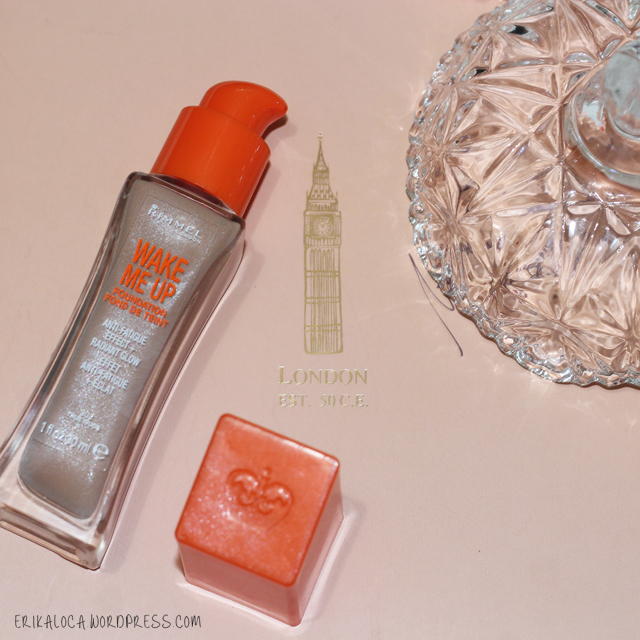 rimmel wakemeup foundation 2