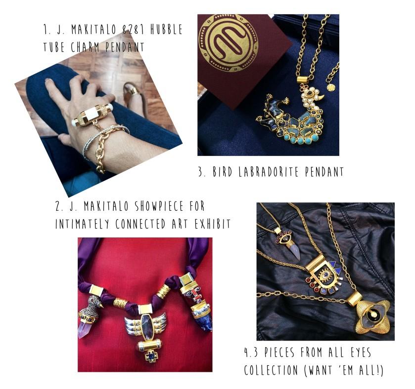 J Makitalo Jewelry